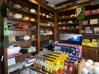 Fenner Hill Pro Shop