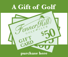 Fenner Hill Gift Card Banner